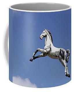 Escaped Carousel Horse Coffee Mug