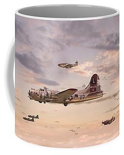 Escort Service Coffee Mug by Pat Speirs