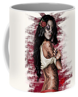 Esperanza Viva Coffee Mug