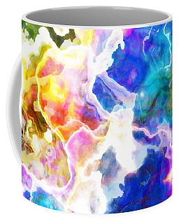 Essence - Abstract Art Coffee Mug