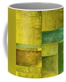 Essence Of Green Coffee Mug
