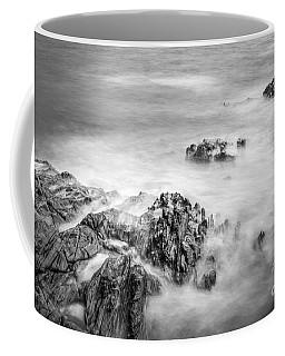 Coffee Mug featuring the photograph Estacas Beach Galicia Spain by Pablo Avanzini
