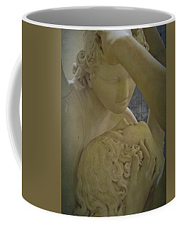 Eternal Love - Psyche Revived By Cupid's Kiss - Louvre - Paris Coffee Mug