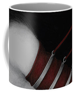 Eternal Struggle Coffee Mug by Pat Erickson