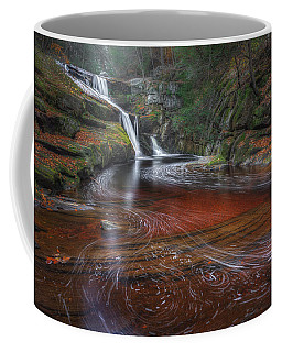 Coffee Mug featuring the photograph Ethereal Autumn by Bill Wakeley