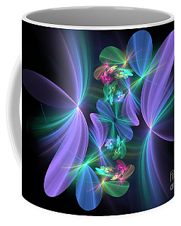 Ethereal Dreams Coffee Mug by Svetlana Nikolova