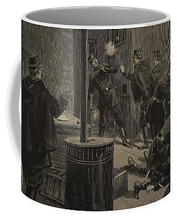 Etievant, The Anarchist Shoots Coffee Mug