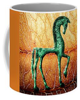 Etruscan Horse Coffee Mug