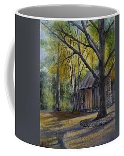 Eulah's Gold Coffee Mug