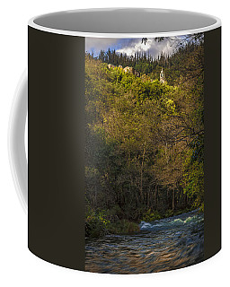 Coffee Mug featuring the photograph Eume River Galicia Spain by Pablo Avanzini