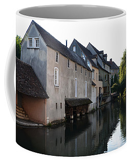 Eure River And Old Fulling Mills In Chartres Coffee Mug by RicardMN Photography
