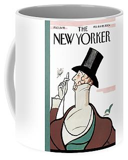 Eustice Tilley Coffee Mug