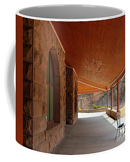 Evans Porch Coffee Mug