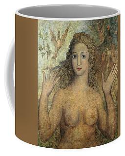 Eve Naming The Birds Coffee Mug