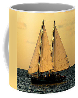 More Sails In Key West Coffee Mug