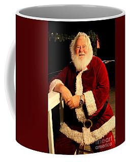 Even Santa Needs A Break Coffee Mug