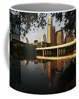 Evening Along The River Coffee Mug