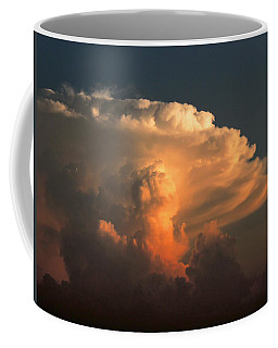 Evening Buildup Coffee Mug
