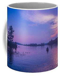 Evening Canoeing  Coffee Mug