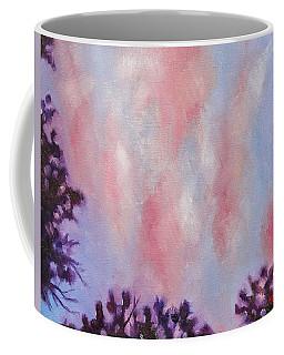 Evening Clouds Coffee Mug