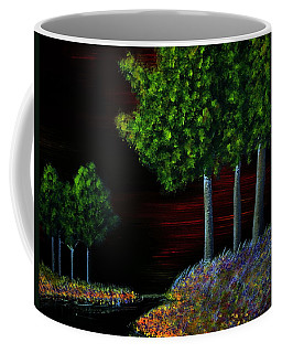 Evening Dream Coffee Mug by Tim Townsend