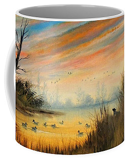 Evening Duck Hunt Coffee Mug