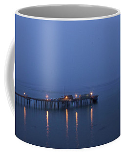 Evening Enters Capitola Coffee Mug