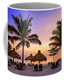 Evening In St. Lucia Coffee Mug