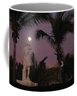 Evening Moon Coffee Mug