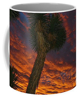 Evening Red Event Coffee Mug