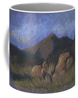 Evening Shadows Fall Coffee Mug
