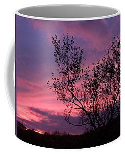 Evening Sunset Coffee Mug