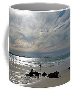 Evening Surf Coffee Mug