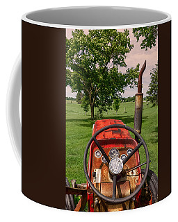 Ever Drive A Tractor Coffee Mug
