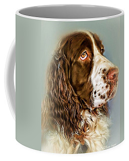 Ever Watchful English Springer Spaniel Coffee Mug