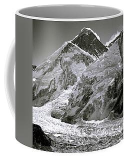Everest Sunrise Coffee Mug by Shaun Higson