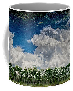 Reflected Everglades 0203 Coffee Mug