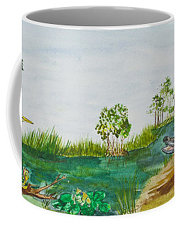 Everglades Critters Coffee Mug
