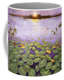 Everglades Evening Coffee Mug