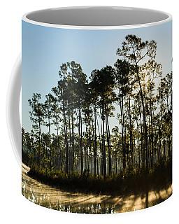 Everglades Sunrise Coffee Mug