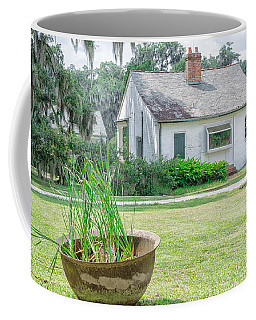 Evergreen Plantation Back Coffee Mug