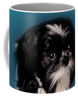 Coffee Mug featuring the photograph Everybody's Buddy by Mike Breau
