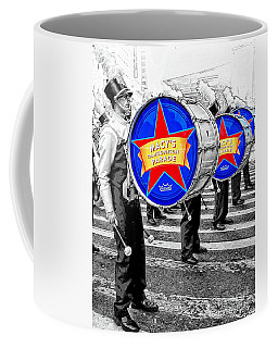 Everyone Loves A Parade Coffee Mug by Lilliana Mendez