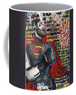 A Hero Coffee Mug