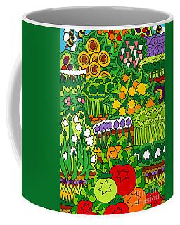 Eve's Garden Coffee Mug