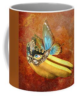Evolve 2 Coffee Mug by Ally  White