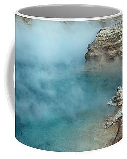Excelsior Geyser Crater Coffee Mug