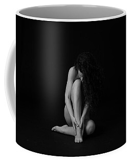 Exhausted  Coffee Mug