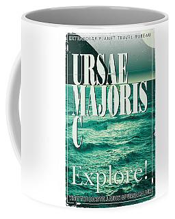 Exoplanet 03 Travel Poster Ursae Majoris Coffee Mug