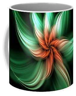 Exotic Flower Coffee Mug by Svetlana Nikolova